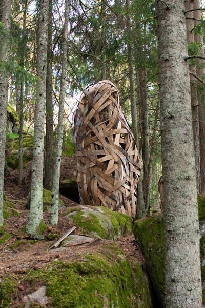 Sini Talonen Outoiset 2020 Barefoot Path Korpo